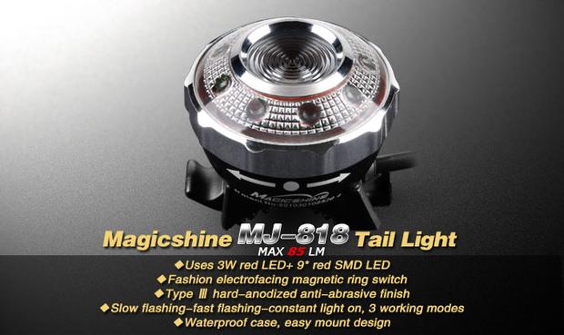 MagicShine MJ-818