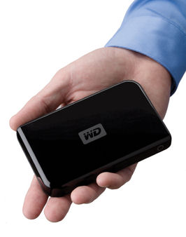 WD Passport Portable