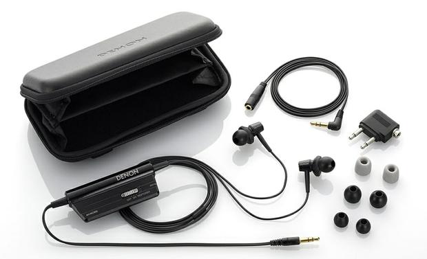 Denon AH-NC600 headset