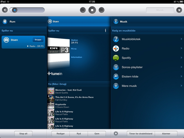 Sonos Play:5 software ipad
