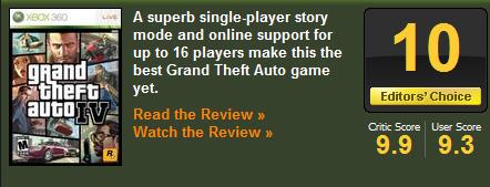 GTA IV 10.0