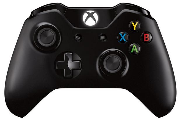 Billede af Xbox One controlleren
