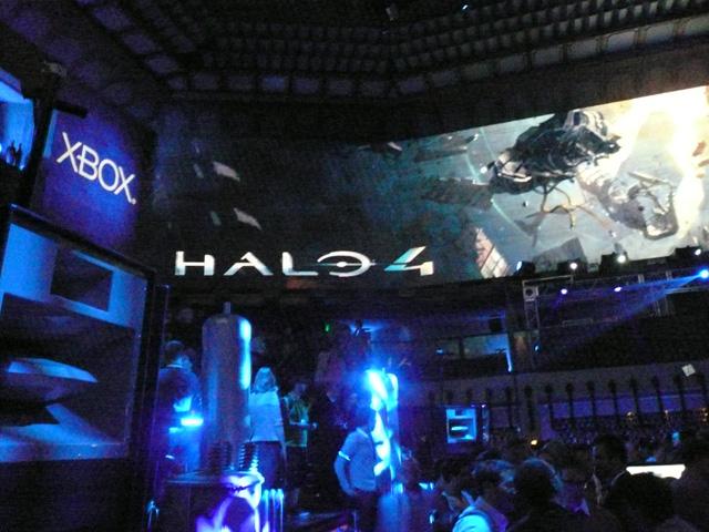 Halo 4 E3 event