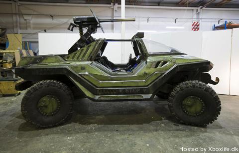 Halo Warthog