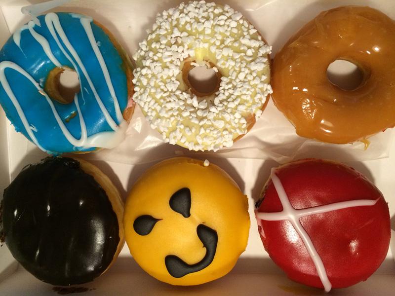 Dunkin Donuts Danmark