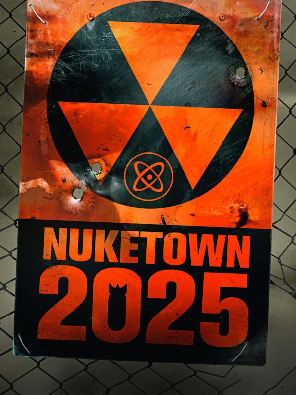 Call of Duty Black Ops 2 Nuketown 2025 multiplayermap promo picture