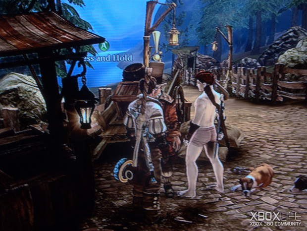 Fable 3 naked