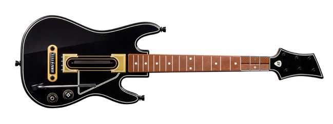 Guitar Hero Live guitaren