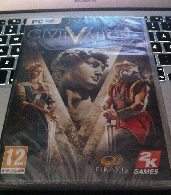 Civilization V - Gods & Kings