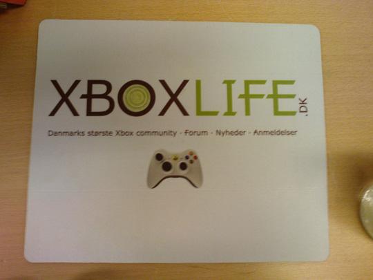 Xboxlife musemåtte